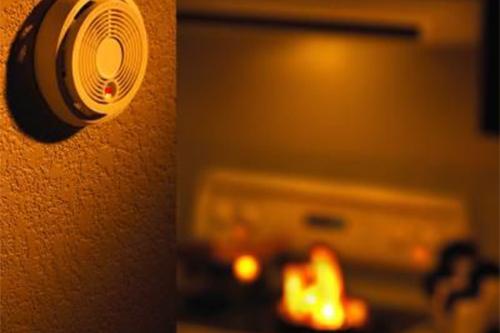 Alarme de fuite d'alarme de gaz pour empêcher l'explosion de gaz