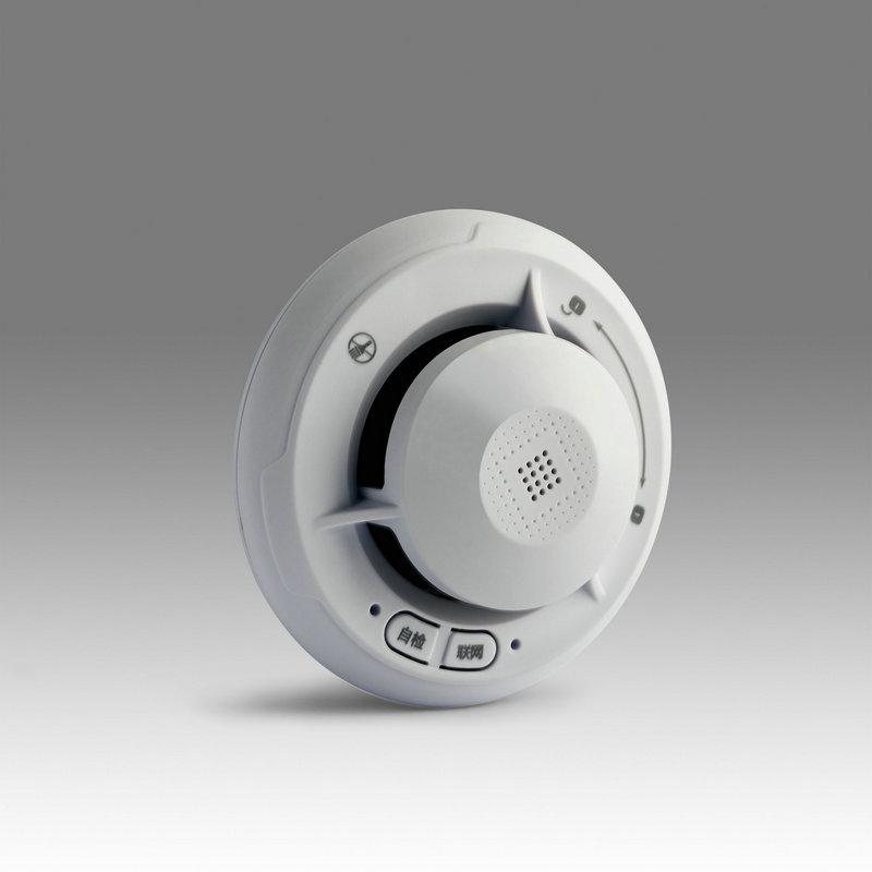 Système de passerelle WiFi intelligente sans fil fumée KD-122LA