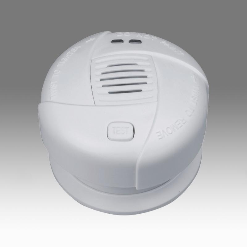 Mini détecteur de fumée (avec batterie 10 Y) LM-109C
