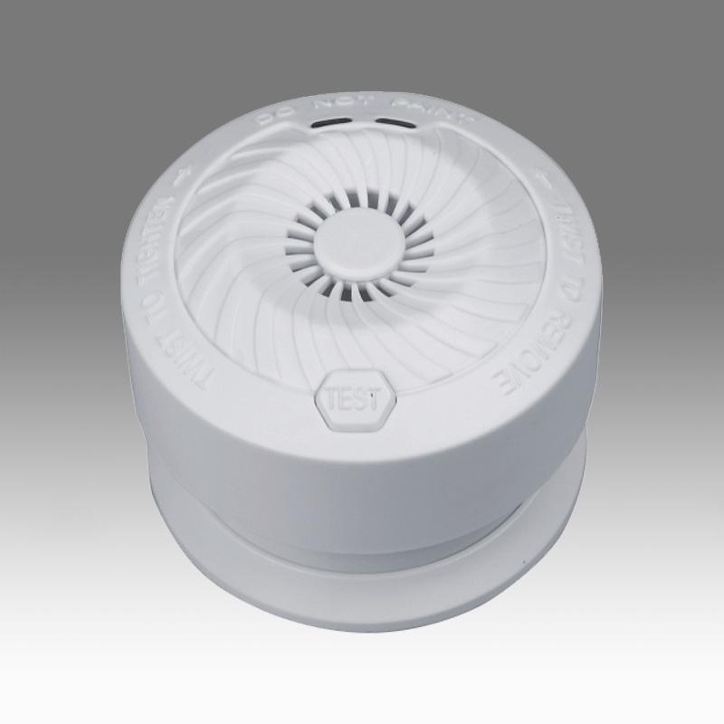 Mini détecteur de fumée (avec batterie 10 Y) LM-109D