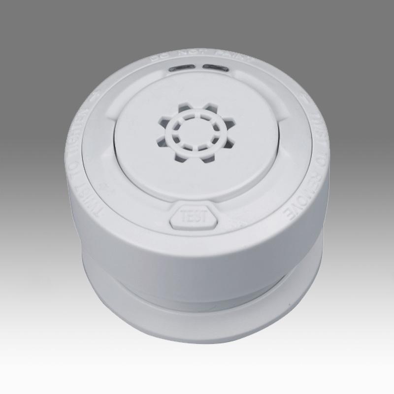 Mini détecteur de fumée (avec batterie 10 Y) LM-109E