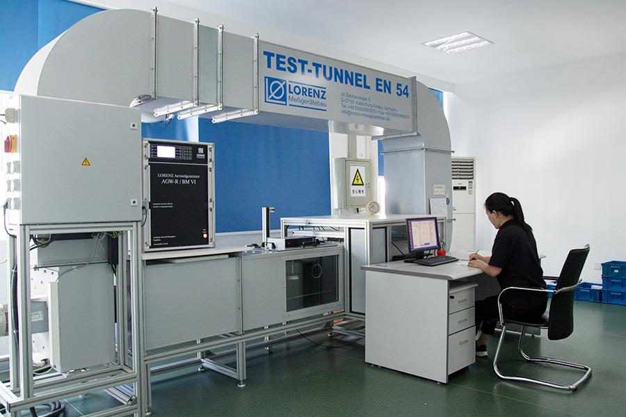 Laboratoire d'usine